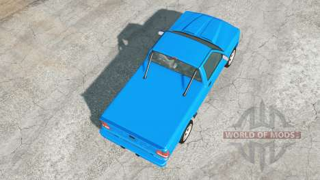 Gavril D-Series Restyle v2.0b para BeamNG Drive