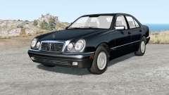 Mercedes-Benz E 420 Elegance (W210) 1997 para BeamNG Drive