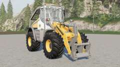Liebherr L538 with forestry cage para Farming Simulator 2017