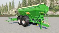 Bredal K165 with improved working width para Farming Simulator 2017