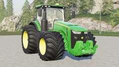 John Deere 8R-seꭉies para Farming Simulator 2017