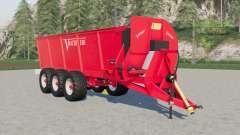 Vaschieri L160 & L200 para Farming Simulator 2017