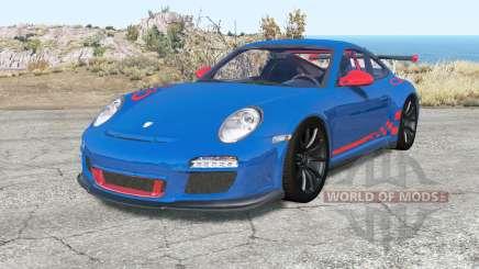Porsche 911 GT3 RS (997) Ձ009 para BeamNG Drive