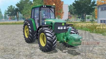 John Deere 69ვ0 para Farming Simulator 2015