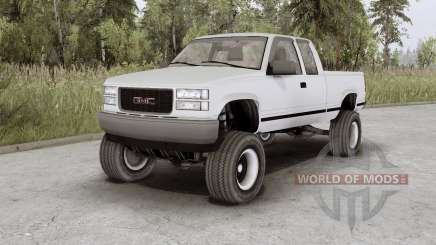 GMC Sierra K1500 Club Coupe 1994 para Spin Tires