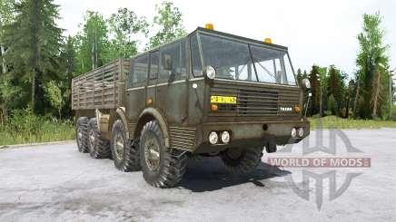 Tatra T81ろ para MudRunner