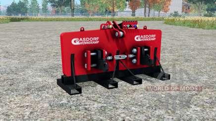 Grasdorf Wennekamp para Farming Simulator 2015