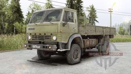 Kamaz 4325 para Spin Tires