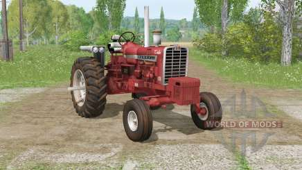 Farmall 1206 Turbꝍ para Farming Simulator 2015