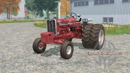 Farmall 1206 Turbø para Farming Simulator 2015