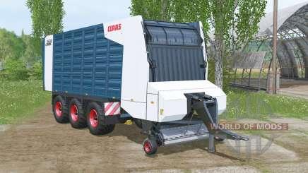 Claas Cargos 9400〡9500〡୨600 para Farming Simulator 2015