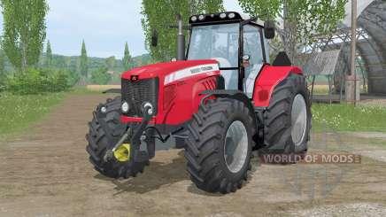 Massey Ferguson 7480 Dyna-VƬ para Farming Simulator 2015