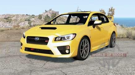 Subaru WRX STI 2014 para BeamNG Drive