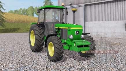 John Deere 3050〡3350〡36ƽ0 para Farming Simulator 2017