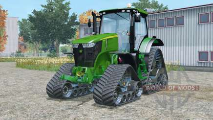 John Deere 7310R crawler modules para Farming Simulator 2015
