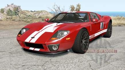 Ford GT 2005 v3.0 para BeamNG Drive
