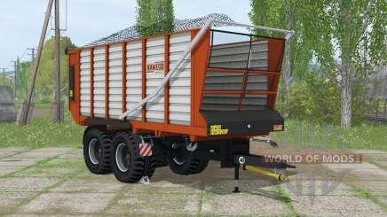4ⴝ de Rádio Kaweco para Farming Simulator 2015