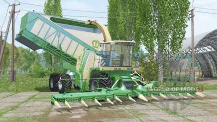 Krone BiG X 650 Cargꝍ para Farming Simulator 2015