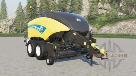 New Holland BigBaler 1090 para Farming Simulator 2017