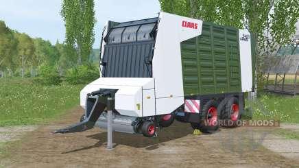 Claas Cargos 9400〡9500〡9600 para Farming Simulator 2015