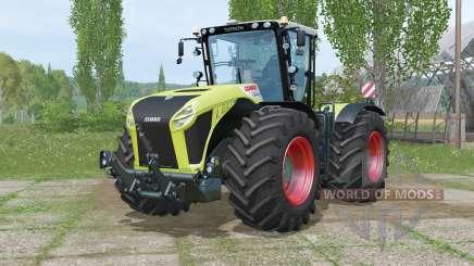 Claas Xerion 4500 Trac VC para Farming Simulator 2015