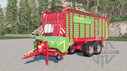 Strautmann Tera-Vitesse CFS 4601 DꝹ para Farming Simulator 2017