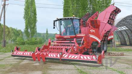 Grimme Maxtron 620 carrot & onion para Farming Simulator 2015