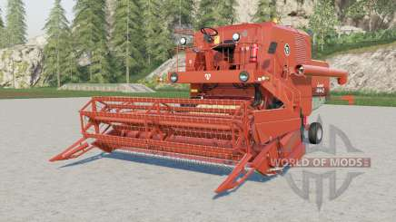 Bizon Supeꭊ Z056 para Farming Simulator 2017