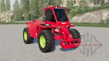 Merlo P41.7 Turbofarmeɍ para Farming Simulator 2017