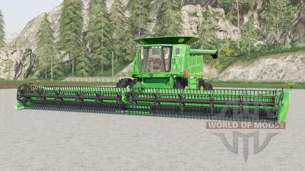 John Deere 9650 para Farming Simulator 2017