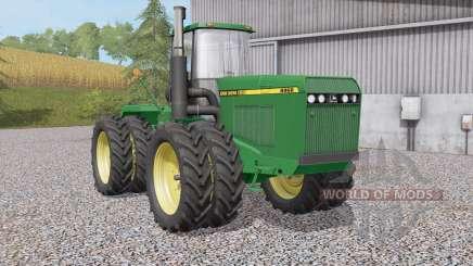 John Deere 8900-series para Farming Simulator 2017