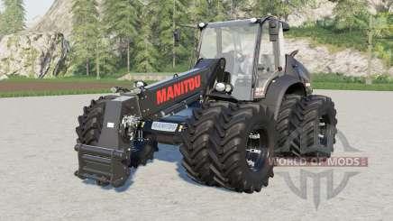 Manitou MLA-T 533-145 Vpluᶊ para Farming Simulator 2017