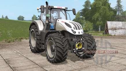 Steyr Terrus 6300 CVƬ para Farming Simulator 2017
