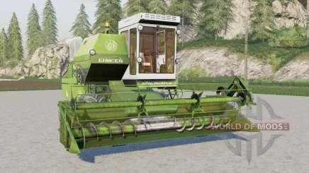 Yenisei 1200-1Ɱ para Farming Simulator 2017
