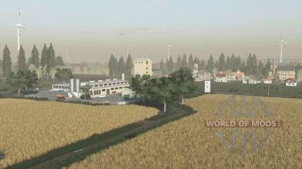 Birkenfeld v4.0 para Farming Simulator 2017