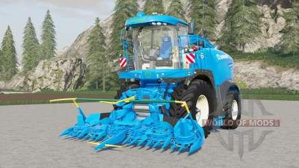 Krone Big X 500 para Farming Simulator 2017