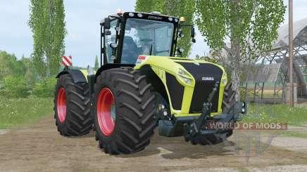Claas Xerion 4500 Trac VƇ para Farming Simulator 2015