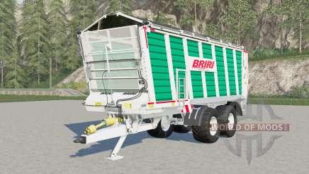 Briri Silotrans 45 para Farming Simulator 2017
