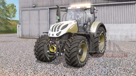 Steyr Terrus 6300 CVT para Farming Simulator 2017