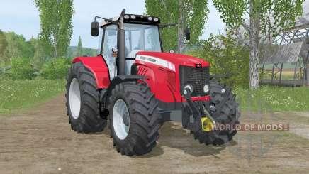 Massey Ferguson 7480 para Farming Simulator 2015