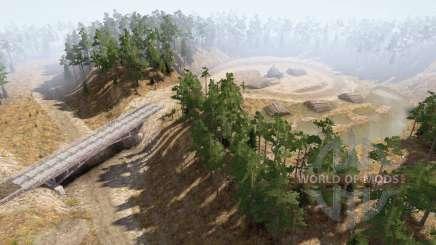 Logging 06 para MudRunner