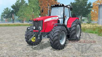 Massey Ferguson 7480 Dyna-VƮ para Farming Simulator 2015