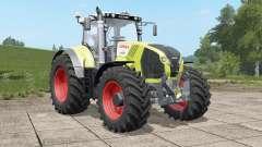 Claas Axion 800〡820〡830〡840〡850〡870 para Farming Simulator 2017