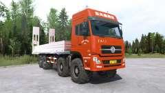 Dongfeng DFL 1311A3 para MudRunner