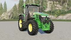 John Deere 7R-seriᴇs para Farming Simulator 2017