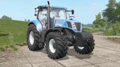 New Holland T7.220-T7.ろ10 para Farming Simulator 2017