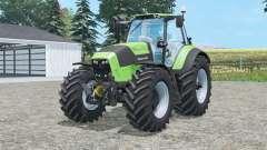 Deutz-Fahr 7250 TTV Agrotrᴑn para Farming Simulator 2015