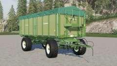 Krone DK 2Ꝝ0-18 para Farming Simulator 2017