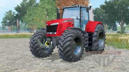 Massey Ferguson 7622 Dyɲa-6 para Farming Simulator 2015