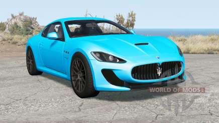 Maserati GranTurismo MC Stradale (M145) 2013 para BeamNG Drive